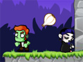 Zombies vs Vampires Game