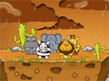 Crazy Animals Game