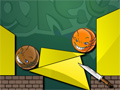 Slashing Blocks Game
