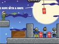 Balloons vs Zombies Game