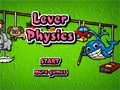 Lever Physics Game