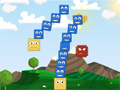 Happy Square Blocks Game