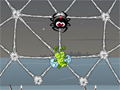Greedy Spider Game