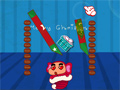 Cut Rope Crayon Shin Xmas Game