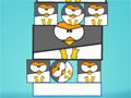 Penguin Stack Game
