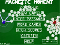 Magnetic Moment Game
