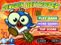 Penguin Destroyer Game