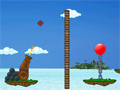 Balloon Bombardier Game