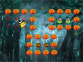 Angry Bird Halloween Forest Game