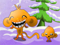 Monkey Go Happy 2 Game Walkthrough in 104 clicks Game