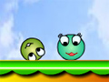 The Jumping Frog Game