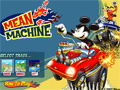 Mean Machine Game