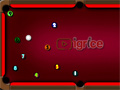 Colorful Billiard Game