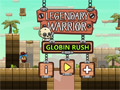 Legendary Warrior: Goblin Rush Game