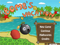 Bombs vacation Game
