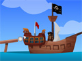 Pirate Golf Adventure Game