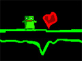 Happy Green Robot Game