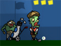 Zombie Sports Golf Game
