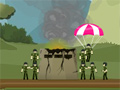 Ragdoll Parashooter Game
