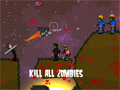Flaming Zombooka 2 Level Pack Game