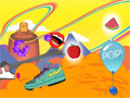 Juicy Fruit Flavor Fling Game