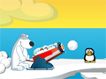 Shoot the Penguin Game