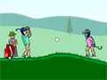 Zombie Golf Game
