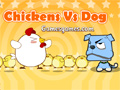 Chickens vs Dog Game
