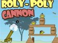 Roly Poly Cannon Game