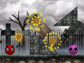 Cut and Kill Halloween Game