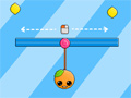 Orange Gravity Game