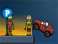 Cars vs Zombies Game