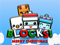 Blocks Merry Christmas Game