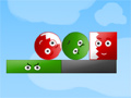 Land Red Blocks Game
