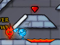 Fireboy and Watergirl 3: The Ice Temple Game