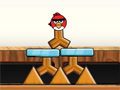 Angry Birds Balance Ball Game