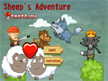 Sheeps Adventure Game