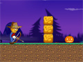 Scarecrow VS Pumpkin Game