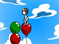 Happy Fun Balloon Time Game