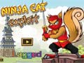 Ninja Cat Exploit Game