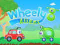 Wheely 8 Aliens Game