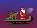 Super Santa Kicker Game
