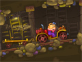 Mining Truck 2 Trolley Transport Game