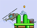 Mario Helicopter Game