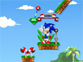 Sonic Gem Collector Game