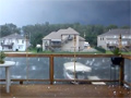 Insane Hail Storm video