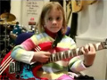 Little Girl Plays Sweet Child O Mine video