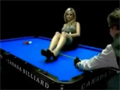 Pool Trick Shots And A Hot Girl video