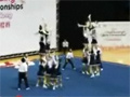 Japanese Cheerleaders Take Gold At World Championships video