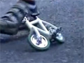 Tiniest Ridable Bicycle video